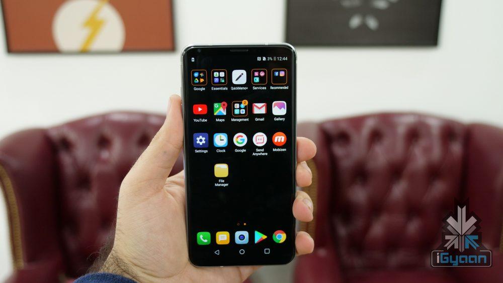 LG V30+ | Specifications