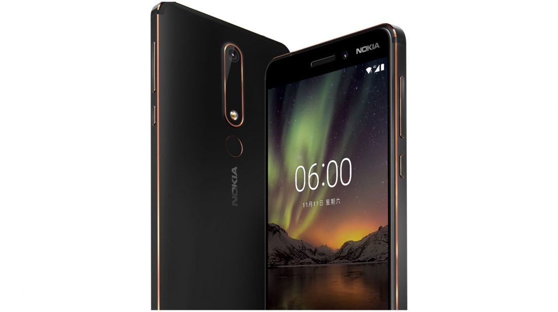Nokia 6 2018 Leaked ahead of Launch - First Look, Price, Specifications