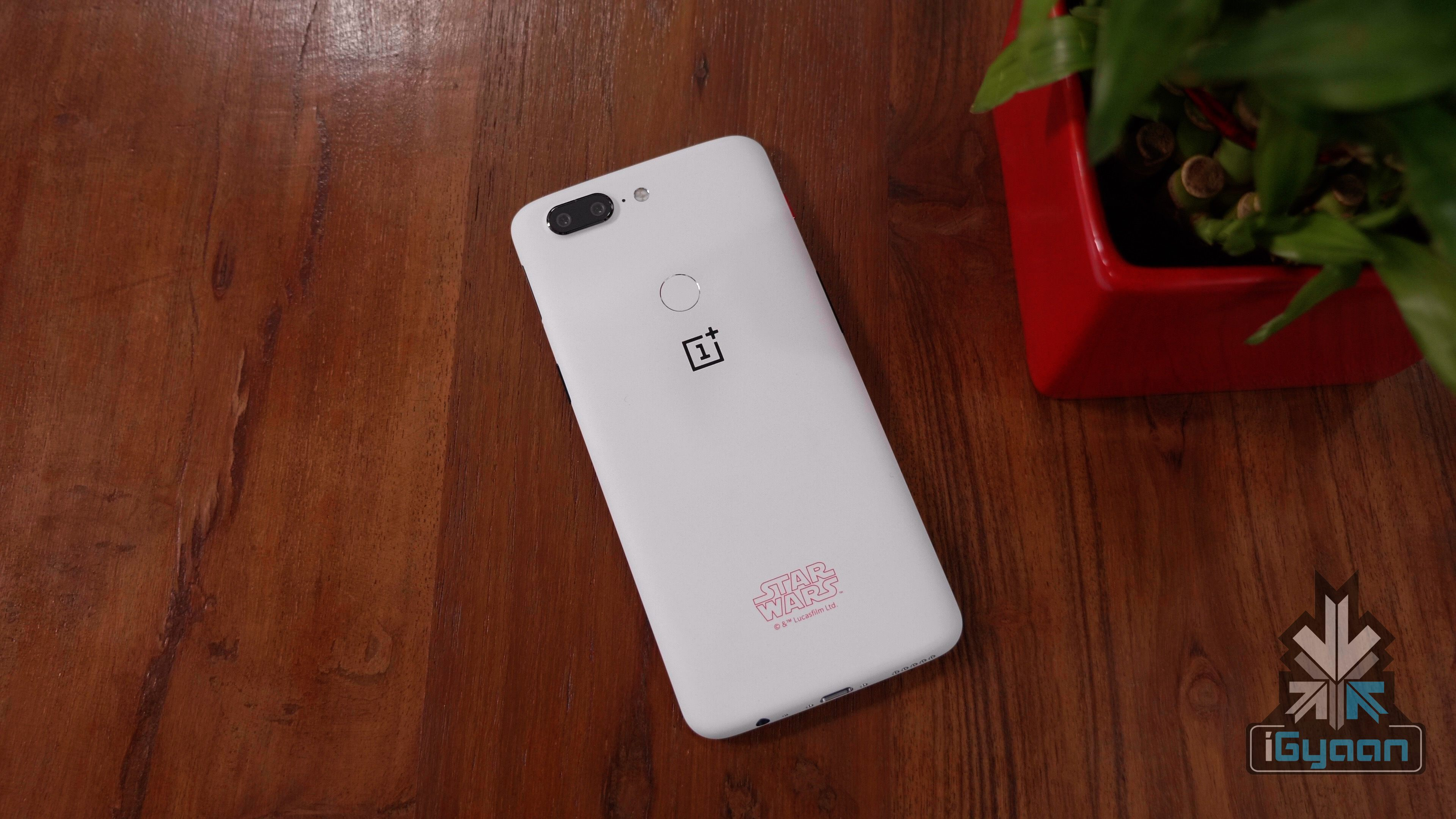OnePlus teases waterproofing for the OnePlus 6