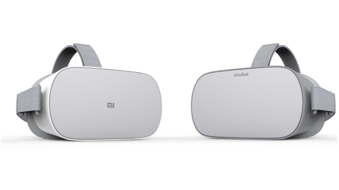 Facebook says China's Xiaomi will make a VR headset using Oculus technology