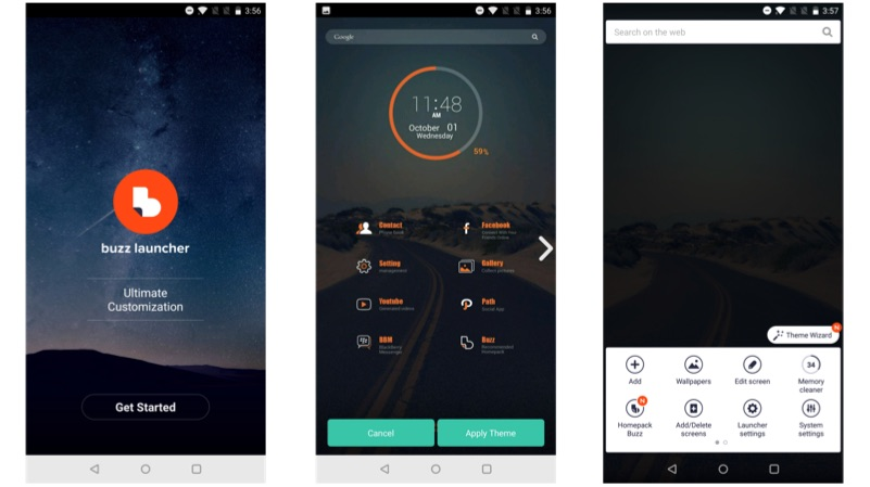 Top 5 Android Launchers For Free   iGyaan Network