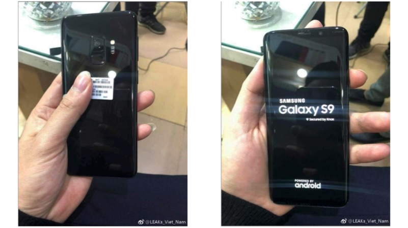 Samsung Galaxy S9 and S9+ completely leak, everything revealed here