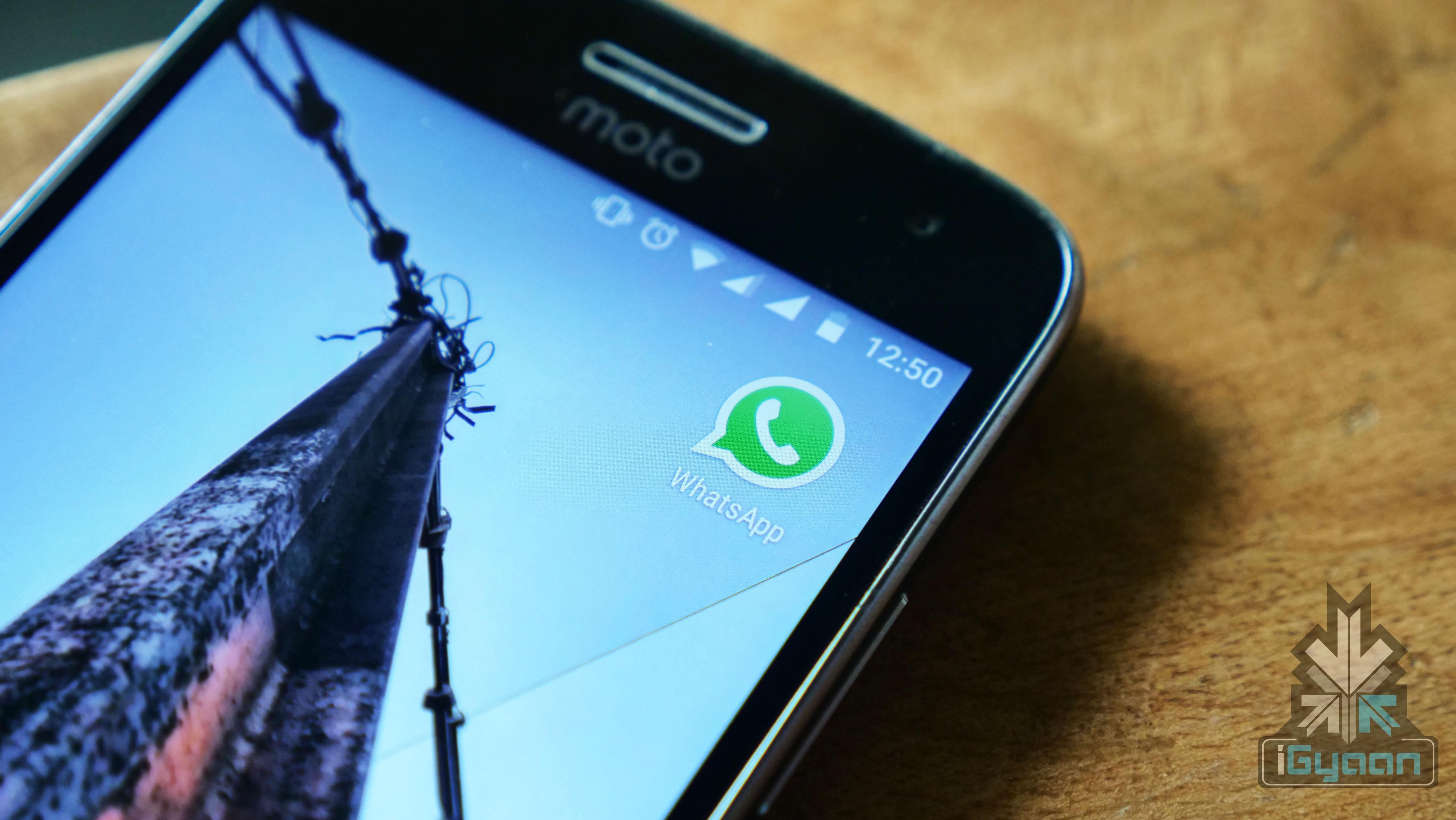 WhatsApp Samsung