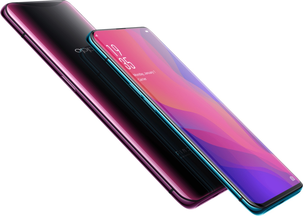 Oppo Find X Launched in India - Specification, Price and Offers