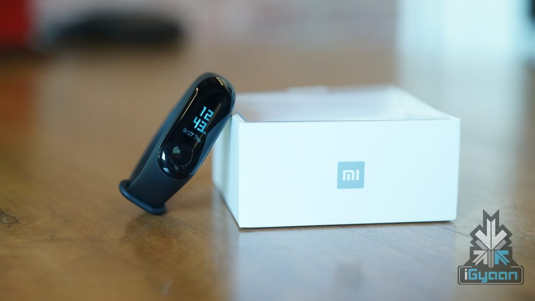 Xiaomi Mi Band 3 Launched In India Price Amp Specs Igyaan