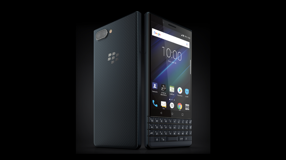 BlackBerry Key 2 LE Launched in India, Price & Specs
