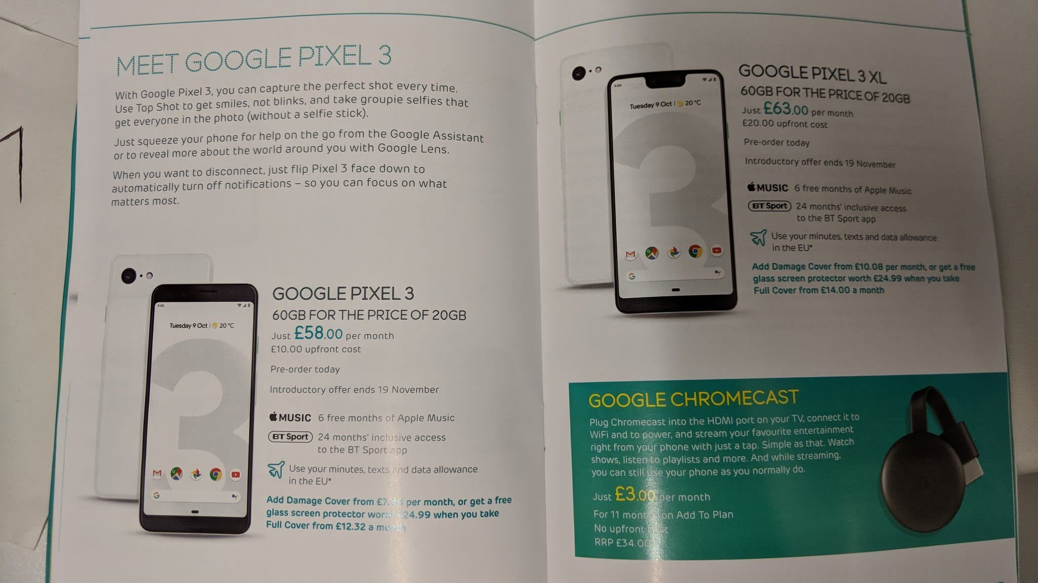 Google Pixel 3, Pixel 3 XL launch event 2018
